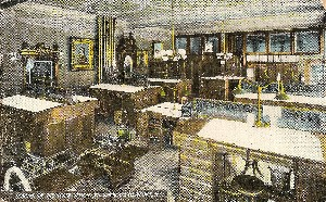 1909 Corner of the Main Office Wiedemann's Newport KY OM.jpg (368453 bytes)